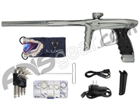DLX Luxe Ice Paintball Gun - Grey/Dust Grey