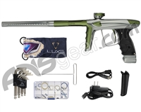 DLX Luxe Ice Paintball Gun - Grey/Dust Olive