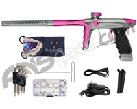DLX Luxe Ice Paintball Gun - Grey/Dust Pink