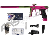 DLX Luxe Ice Paintball Gun - Pink/Dust Olive