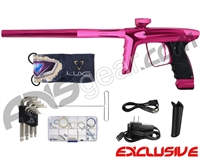 DLX Luxe Ice Paintball Gun - Pink/Dust Pink