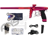 DLX Luxe Ice Paintball Gun - Pink/Dust Red