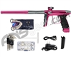 DLX Luxe Ice Paintball Gun - Pink/Pewter