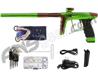 DLX Luxe Ice Paintball Gun - Slime/Brown