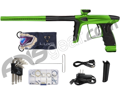 DLX Luxe Ice Paintball Gun - Slime/Dust Black
