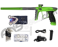 DLX Luxe Ice Paintball Gun - Slime/Dust Pewter