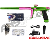 DLX Luxe Ice Paintball Gun - Slime/Dust Pink