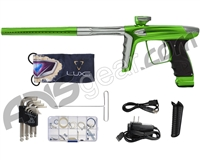 DLX Luxe Ice Paintball Gun - Slime/Grey