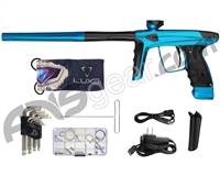 DLX Luxe Ice Paintball Gun - Teal/Black