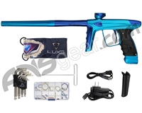 DLX Luxe Ice Paintball Gun - Teal/Blue