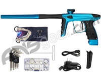 DLX Luxe Ice Paintball Gun - Teal/Dust Black