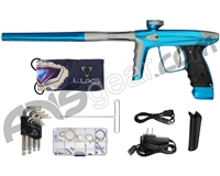 DLX Luxe Ice Paintball Gun - Teal/Dust Grey