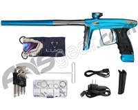 DLX Luxe Ice Paintball Gun - Teal/Pewter