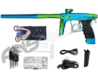 DLX Luxe Ice Paintball Gun - Teal/Slime