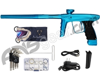 DLX Luxe Ice Paintball Gun - Teal/Teal