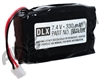 DLX Luxe Rechargeable Lithium Poly Battery Pack