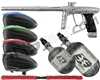 DLX Luxe X Contender Paintball Gun Package Kit