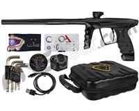 DLX Luxe X Paintball Gun - Black/Black