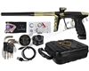 DLX Luxe X Paintball Gun - Black/Gold