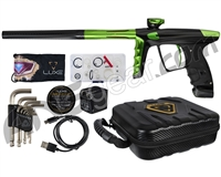 DLX Luxe X Paintball Gun - Black/Green
