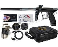 DLX Luxe X Paintball Gun - Black/Pewter