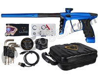 DLX Luxe X Paintball Gun - Blue/Black