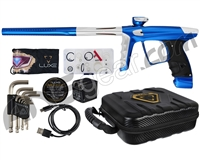 DLX Luxe X Paintball Gun - Blue/Dust White