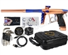 DLX Luxe X Paintball Gun - Copper/Blue