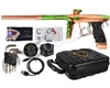 DLX Luxe X Paintball Gun - Copper/Green