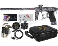DLX Luxe X Paintball Gun - Dust Acid Wash Smoke Camo