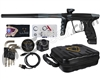 DLX Luxe X Paintball Gun - Dust Black/Pewter