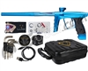 DLX Luxe X Paintball Gun - Dust Blue/Blue