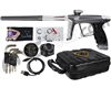 DLX Luxe X Paintball Gun - Dust Pewter/Dust White