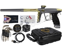 DLX Luxe X Paintball Gun - Dust Pewter/Gold