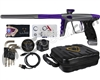 DLX Luxe X Paintball Gun - Dust Pewter/Purple