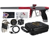 DLX Luxe X Paintball Gun - Dust Pewter/Red