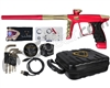 DLX Luxe X Paintball Gun - Dust Red/Gold
