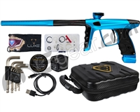 DLX Luxe X Paintball Gun - Dust Teal/Black
