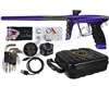 DLX Luxe X Paintball Gun - Dust Purple/Pewter
