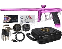 DLX Luxe X Paintball Gun - Dust Purple/Purple