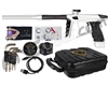 DLX Luxe X Paintball Gun - Dust White/Black