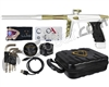 DLX Luxe X Paintball Gun - Dust White/Gold