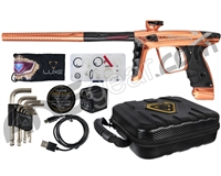DLX Luxe X Paintball Gun w/ FREE Echo Laser Engraving - Copper/Black