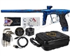 DLX Luxe X Paintball Gun - Gloss Blue Marble Acid Wash