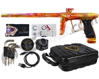 DLX Luxe X Paintball Gun - Gloss Acid Wash Carnival