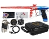 DLX Luxe X Paintball Gun - Gloss Patriot Splash