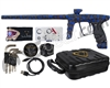 DLX Luxe X Paintball Gun - Midnight Camo Blue