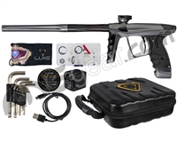 DLX Luxe X Paintball Gun - Pewter/Black