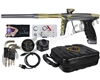 DLX Luxe X Paintball Gun - Pewter/Gold