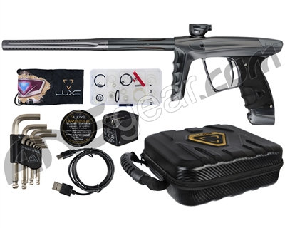 DLX Luxe X Paintball Gun - Pewter/Pewter